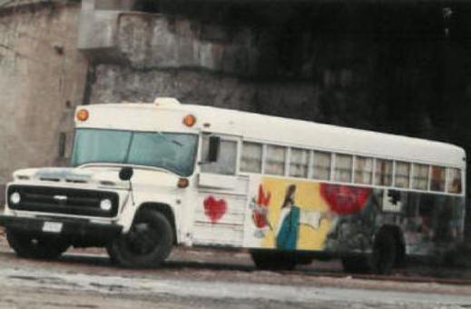 The Hobo Bus
